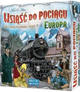 Wsiąść do pociągu - Europa