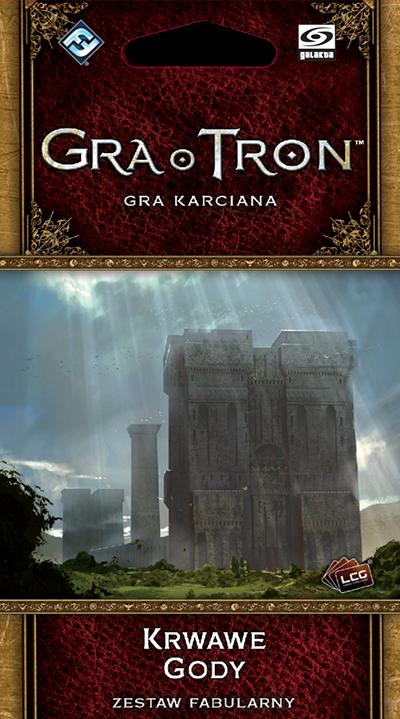 Gra o Tron: Gra karciana (2ed)  Krwawe Gody