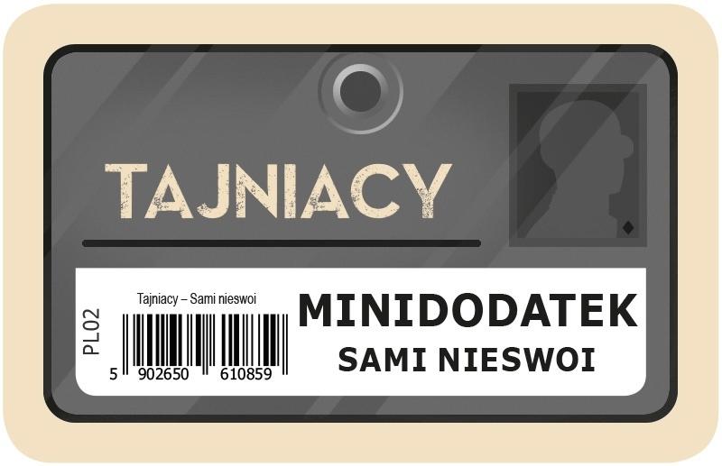 Tajniacy: Sami Nieswoi