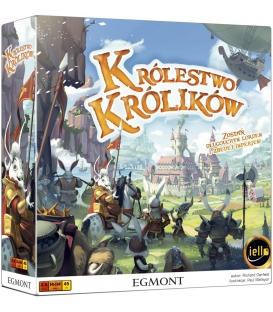 Królestwo Królików + karty promocyjne