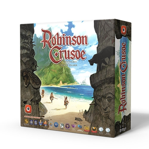 Robinson Crusoe: Adventures on the Cursed Island