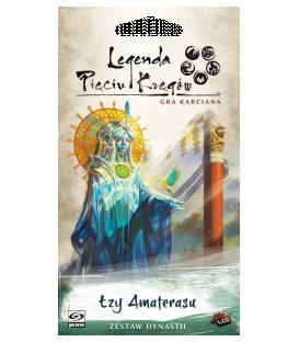 Legenda Pięciu Kręgów: Cykl Cesarski – Łzy Amaterasu