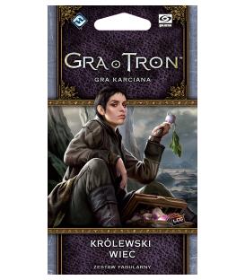 Gra o Tron: Gra karciana (2ed) - Królewski wiec