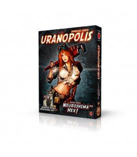 Neuroshima HEX: Uranopolis (edycja 3.0)