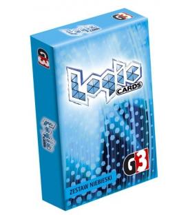 Logic Cards - zestaw niebieski