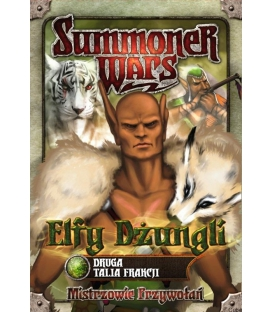 Summoner Wars: Elfy Dżungli - Druga Talia