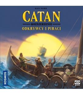 Catan - Odkrywcy i Piraci (nowa edycja)