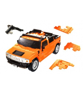Puzzle 3D CARS - Hummer H2