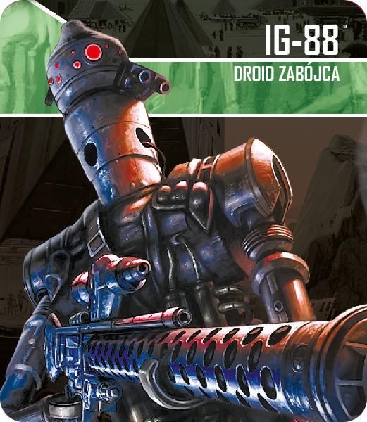 Star Wars: Imperium Atakuje - IG-88, Droid Zabójca