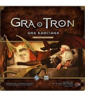 Gra o Tron: Gra karciana (2ed) – Zestaw podstawowy