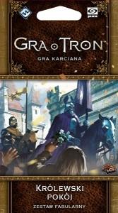 Gra o Tron: Gra karciana (2ed) - Kr�lewski pok�j