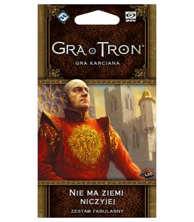 Gra o Tron: Gra karciana (2ed) - Nie ma ziemi niczyjej