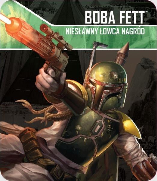 Star Wars: Imperium Atakuje - Boba Fett, Niesławny Łowca Nagród