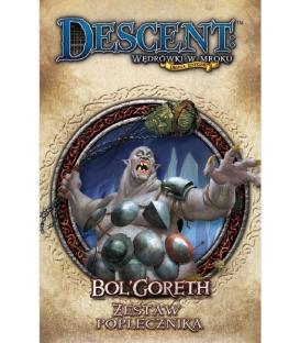 Descent: Wędrówki w Mroku - Bolg'Goreth zestaw poplecznika