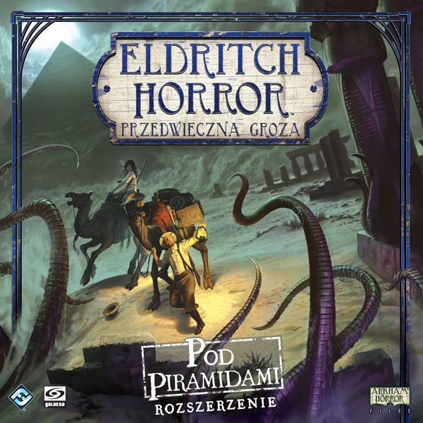 Eldritch Horror: Pod Piramidami