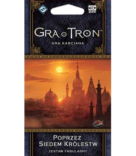 Gra o Tron: Gra karciana (2ed) - Poprzez Siedem Królestw
