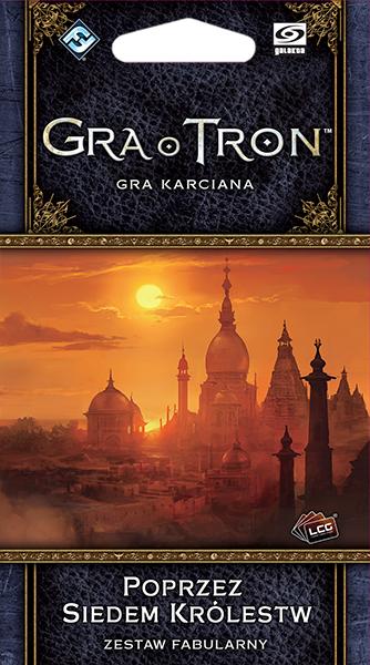 Gra o Tron: Gra karciana (2ed) - Poprzez Siedem Kr�lestw