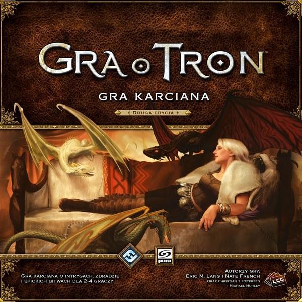 Gra o Tron: Gra karciana (2ed)  Zestaw podstawowy