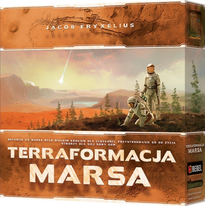 Terraformacja Marsa (druga edycja)