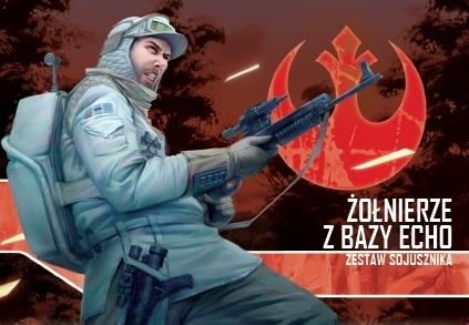 Star Wars: Imperium Atakuje - Żołnierze z Bazy Echo