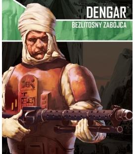 Star Wars: Imperium Atakuje - Dengar, Bezlitosny Zabójca