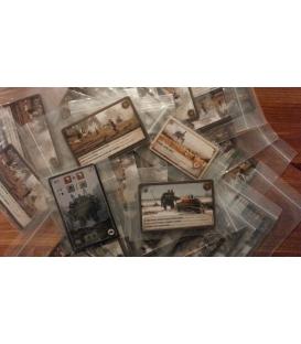 Scythe karty promocyjne - Kickstarter - zestaw 1