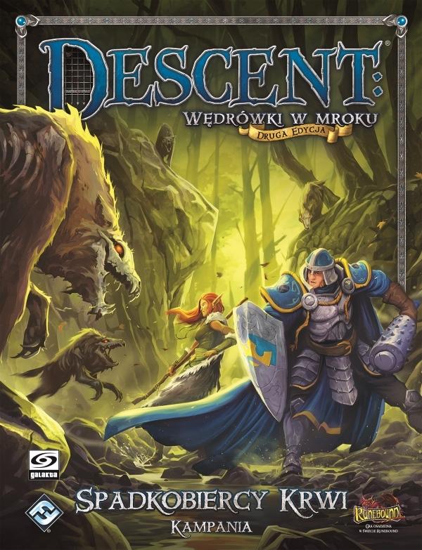 Descent: Spadkobiercy Krwi