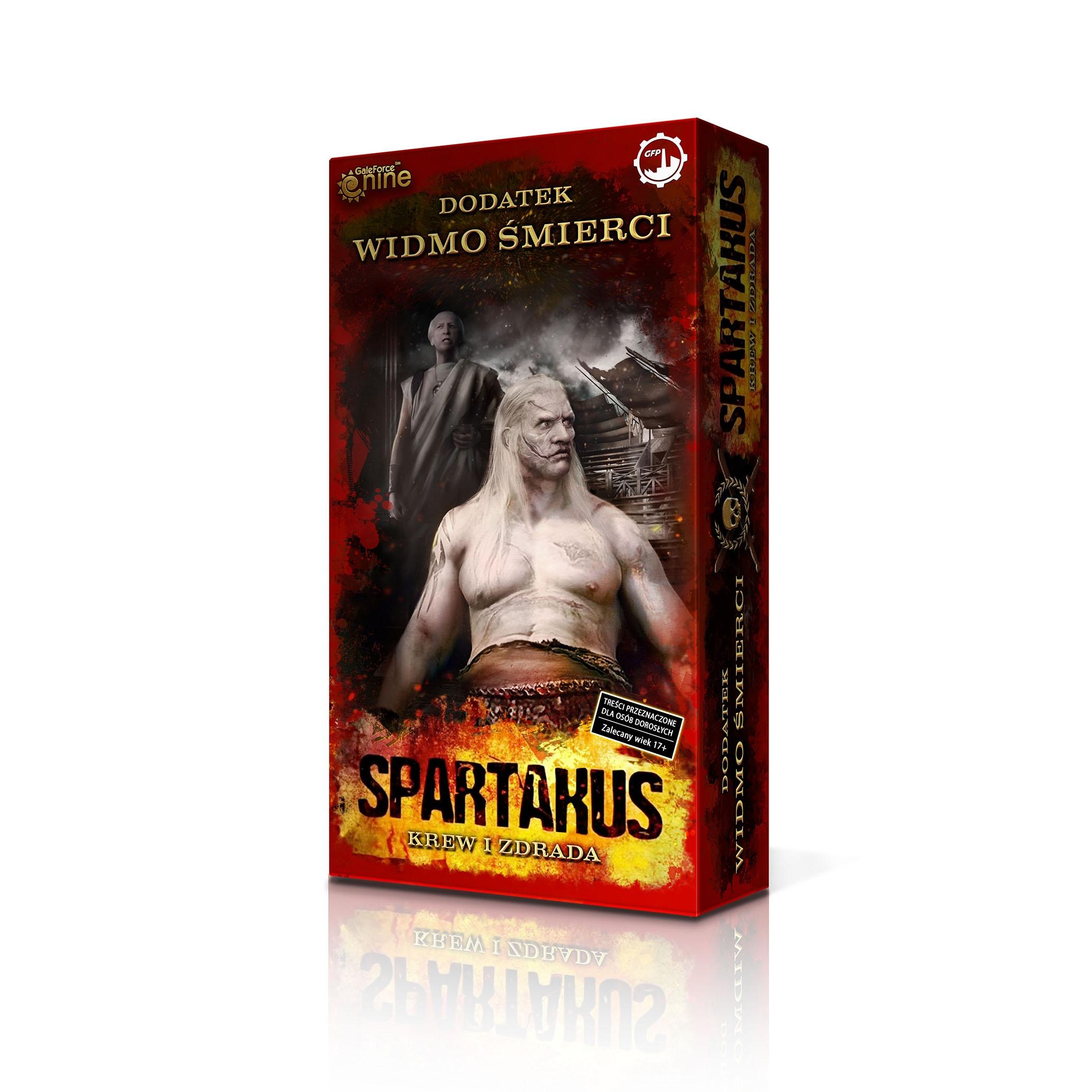 Spartakus: Widmo Śmierci