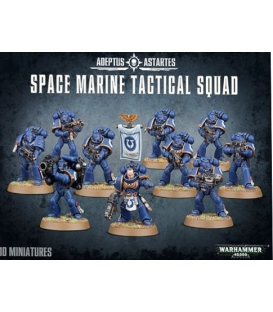 Space Marine Tactical Squad (2015)