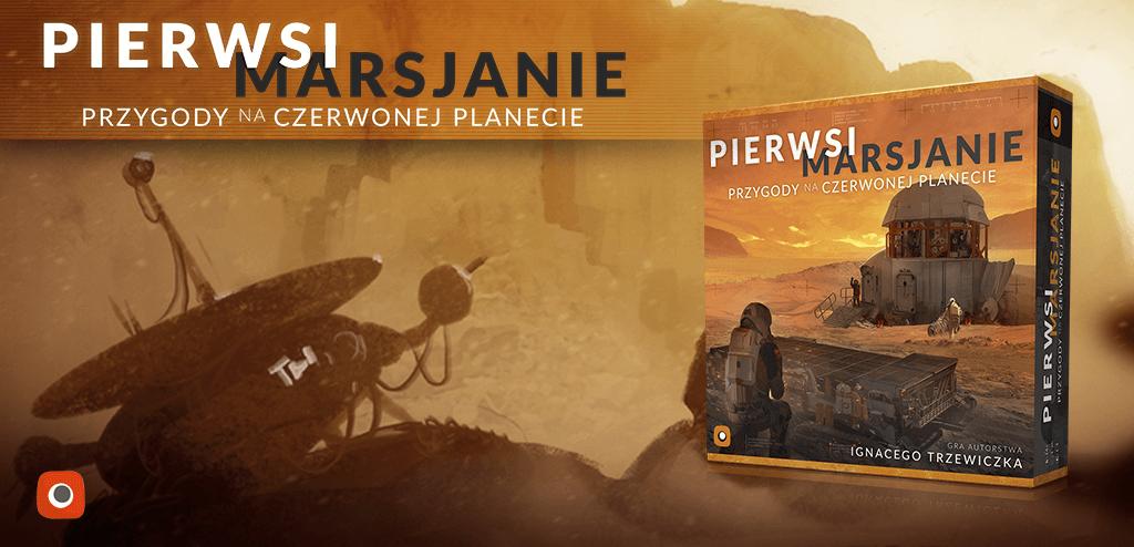 Pierwsi Marsjanie: Przygody na Czerwonej Planecie