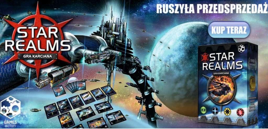 Star Realms zestaw podstawowy