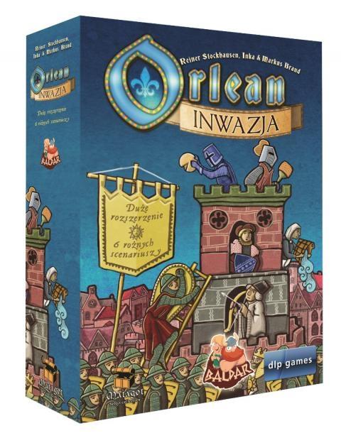 Orlean: Inwazja (edycja wspieram.to)