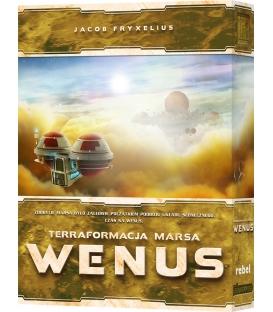 Terraformacja Marsa: Wenus (dostępna od ręki)