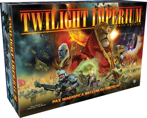 Twilight Imperium: IV edycja