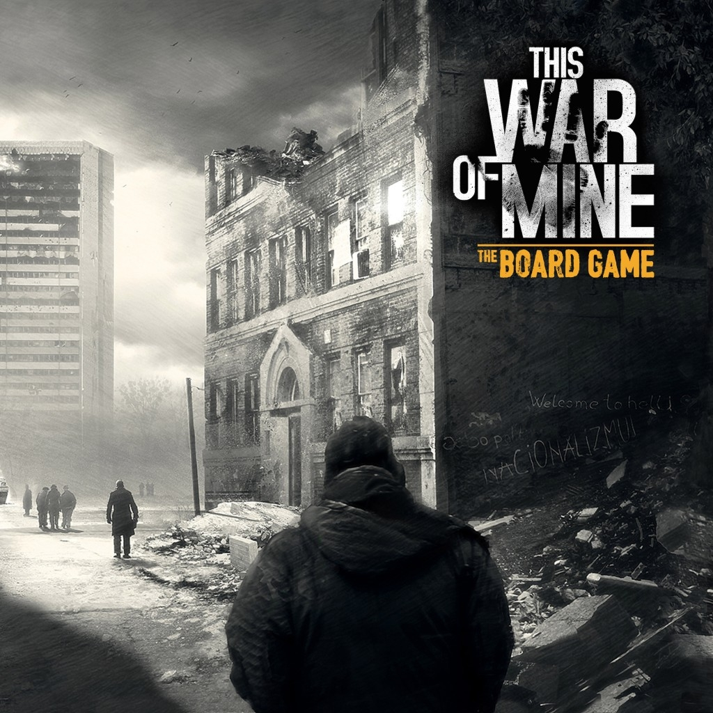 This War of Mine: Board Game (ed. angielska)