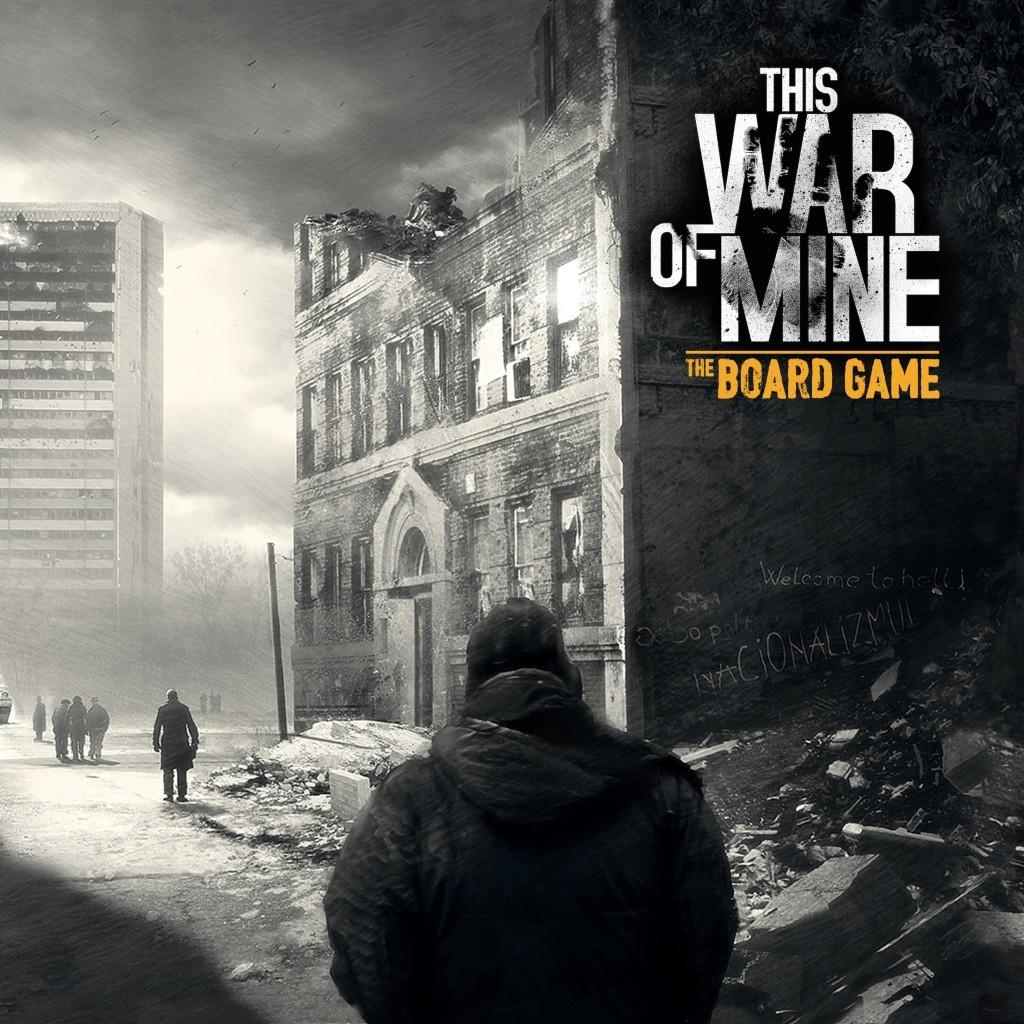 This War of Mine: Board Game (ed. angielska)