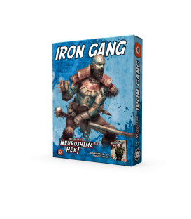 Neuroshima HEX 3.0: Iron Gang