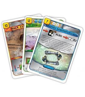 Terraformacja Marsa - zestaw dodatkowy nr 2 (3 karty)