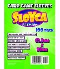 SLOYCA Koszulki Standard CCG Premium (63,5x88mm) 100 szt.