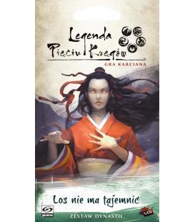 Legenda Pięciu Kręgów: Gra karciana - Los nie ma tajemnic