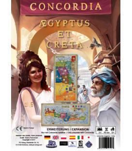 Concordia: Aegyptus et Creta