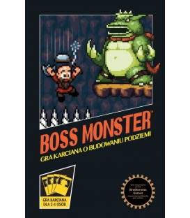 Boss Monster (edycja polska) + promocyjna karta