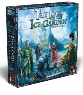 The Lord of the Ice Garden (second edition) (Pan Lodowego Ogrodu)