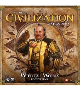 Sid Meier's Civilization - Wiedza i Wojna