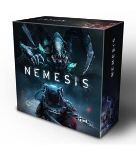 Nemesis (edycja polska Kickstarter) + Medyk