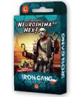 Neuroshima HEX 3.0: Iron Gang Hexogłówki