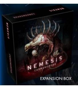 Nemesis: Carnomorphs Expansion (edycja polska) (przedsprzedaż)