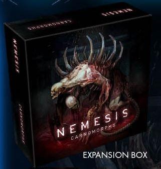 Nemesis: Carnomorphs Expansion (edycja polska)
