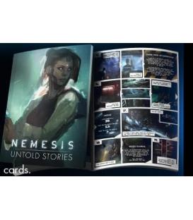 Nemesis: komiksowa książka skryptów cz.2