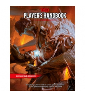 Dungeons & Dragons RPG - Player's Handbook